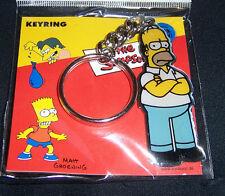 Simpsons Schlüsselanhänger / Keyring  Homer Neu und OVP siehe auch Foto