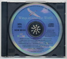 Wings Around the World - promo KLM - CD021