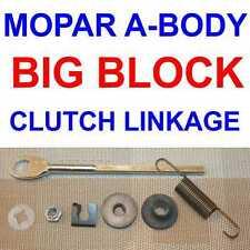 ●Mopar Clutch Linkage Service Kit Complete Correct A-Body 383 440 Dart GTS 'Cuda