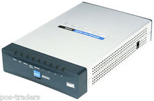 Cisco Small Business RV042 VPN Router Dual WAN - NO PSU