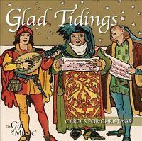 NEW Glad Tidings: Carols for Christmas (Audio CD)