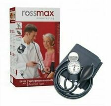 Rossmax GB102 Aneroid Blood Pressure Monitor Free Ship
