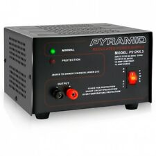 Pyramid Ps12kx Ps 12kx 10 Amp 138v Constant Regulated Acdc Power Supply