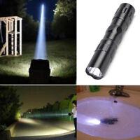 1PC Portable LED Flashlight Mini Flash Light Pocket Light Torch Lamp Waterproof