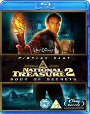 National Treasure 2 - Book Of Secrets (2007) - Blu Ray - Nicholas Cage