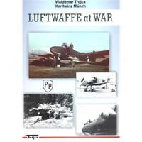 Luftwaffe at war Trojca Münch Luftfahrt 2 Weltkrieg Einsatz Bildband Farbprofile