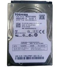 "Toshiba MK5076GSX 500GB 5400 RPM SATA 2.5"" Laptop Internal HDD Hard Drive"