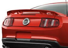 UN-PAINTED-GREY PRIMER for FORD MUSTANG 4 POST REAR SPOILER WING 2010-2014 NEW