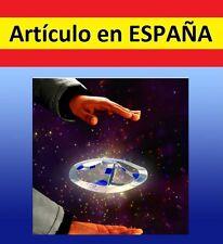 UFO MAGICO volador flota disco vuela magico magia trick juguete niños truco ovni