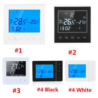16A Programmable LCD Electric Heating Thermostat Room Temperature Controller HOT