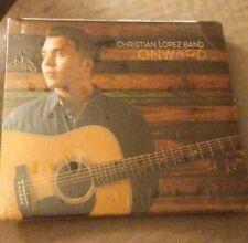 Onward [Digipak] by Christian Lopez Band (West Virginia) (CD, May-2015, Blaster…
