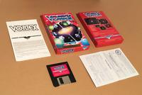 Vortex (Visionary Design Technologies, 1988) - Amiga