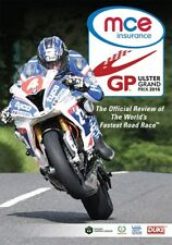 Ulster Grand Prix 2016 - Official review New DVD GP Motorcycle Road Racing Bike