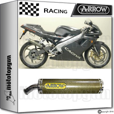 ARROW SILENCIEUX ROUND KEVLAR RACE CAGIVA MITO 125 1997 97 1998 98 1999 99