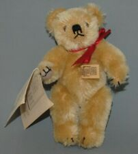 "Merrythought The Magnet Bear Mohair 7"" Made England"