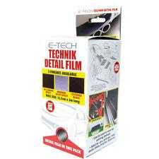 E-Tech 3D Carbon Effect Film - EDF02CRX10