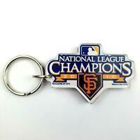 SF Giants National League Champions 2010 Keychain