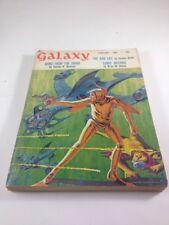 Galaxy SF Digest Magazine February 1963 Gordon R, Dickson, Clifford Simak