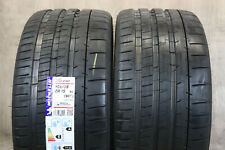 2 neue Sommerreifen 265/35 ZR19 98Y NO Michelin Pilot Super Sport NO    NEU