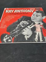 Ray Anthony Young Man With a Horn T373 LP Vinyl