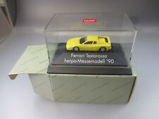 Herpa: Ferrari Testarossa Messemodell ´90  (SSK68)