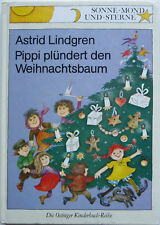 """m023-10 Astrid Lindgren  """" Pippi plündert den Weihnachtsbaum  """""""