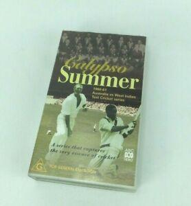 Calypso Summer 1960-61 Test Cricket Series ABC Video PAL G