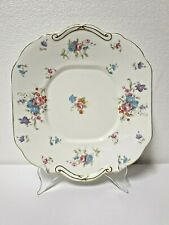 Hammersley & Co Fine Bone China Floral Pattern Plate