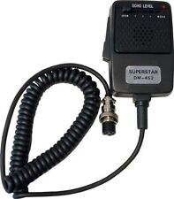 WORKMAN SUPERSTAR DM-452 CB Radio Echo Power Microphone 4 Pin FASTEST SHIPPING