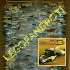 LEGO STAR WARS TOYS R US EXCLUSIVE MINI WOOKIE GUNSHIP PROMO SET & INSTRUCTIONS!