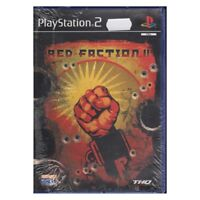 Red Faction II Videogioco Playstation 2 PS2 / THQ Sigillato 4005209038645