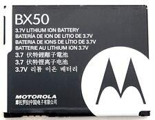 Genuine Motorola OEM Battery BX50 BX-50 MOTORAZR RAZR2 V9 V9M Q9 Q9M Q9H