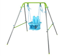 Sportspower My First Toddler Swing - Heavy-Duty Baby Indoor/Outdoor Swing Set