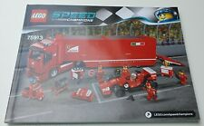 TOP +++ LEGO SPEED CHAMPIONS SCUDERIA FERRARI  (75913) +++ TOP