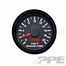 PPE Pyrometer (Exhaust Gas Temperature) Gauge Chevy Ford Fits Dodge # 517010000