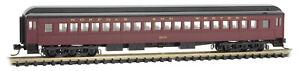 Micro-Trains MTL N-Scale 78' Heavyweight SW Coach Norfolk & Western/NW #1671