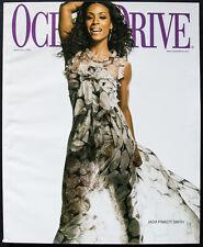 JADA PINKETT SMITH COVER Ocean Drive Magazine September 2004 Inside Photos!