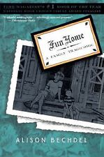 Alison Bechdel ~ Fun Home: A Family Tragicomic ~ hardcover
