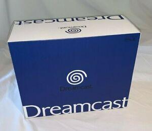 Empty Console Box for Sega Dreamcast