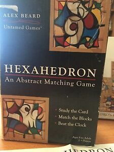 Hexahedron An Abstract Matching Game Fundex 2009