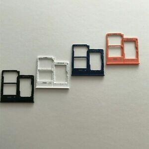 For Samsung Galaxy A20e Dual Sim SM-A202 card holder tray slot  sim tray UK