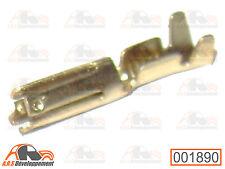 Cosse femelle 4mm -NEUVE- de faisceau electrique citroen 2cv dyane mehari -2103-