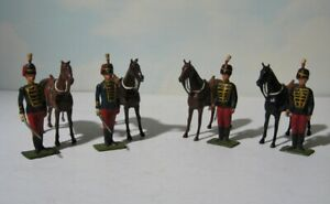 Britains  Prince Albert's 11th Hussars set #182    Regiments of All Nations