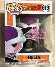 Linda Young Signed Autographed Frieza Funko Pop Dragon Ball Z BECKETT COA 44