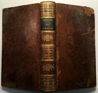 1787 HISTOIRE DE L'EGLISE COMBAT VIFCTOIRE HEREFIES FCANDALE LIVRE RELIGION BOOK