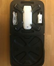 DJI Spark Mini UAV / Camera drone, White - excellent condition, charger & case