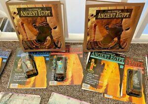 HACHETTE - THE GODS OF ANCIENT EGYPT FIGURE & MAGAZINE