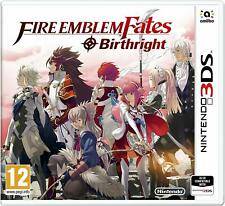 Fire Emblem Fates: Birthright - Nintendo 3DS - Brand New & Sealed - Free Postage
