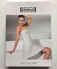 BEAUTIFUL SUMMER WOLFORD DAYTONA SKIRT DRESS in BLACK SIZE'S - UK 6 BNWT in BOX