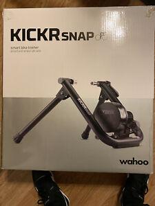 Wahoo KICKR SNAP WFBKTR3 Bike Trainer